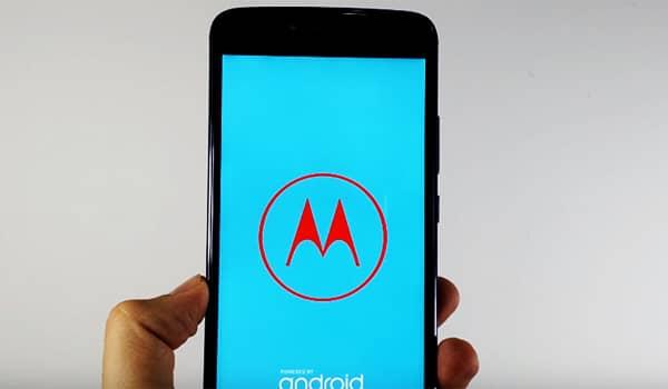 Como formatear un celular Motorola
