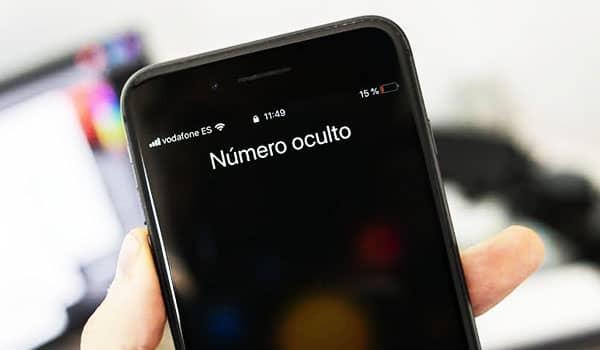 Como llamar con un número oculto desde el móvil y bloquear llamadas