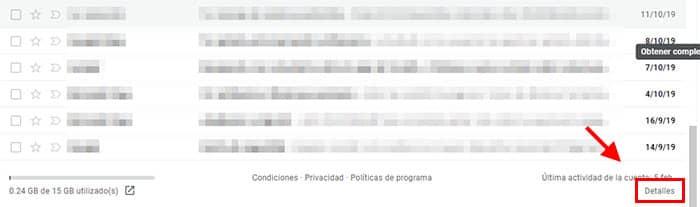 como cerrar sesion en gmail desde pc
