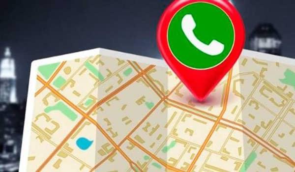 como localizar un celular por whatsapp