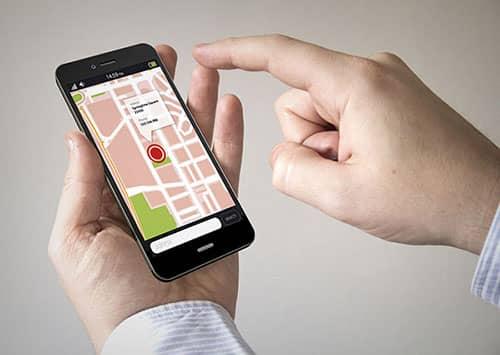 como ubicar un celular